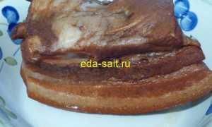 Самый вкусный рецепт грудинки в луковой шелухе с пошаговым фото