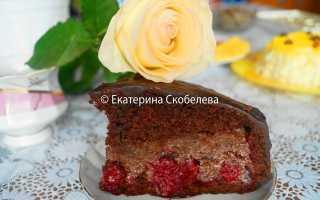 Торт Пьяная вишня – пошаговый рецепт с фото, видео