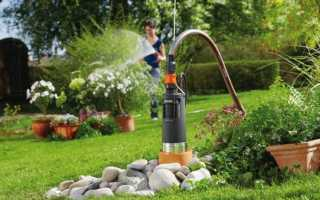 Как вывести воду из скважины в дом и на полив?